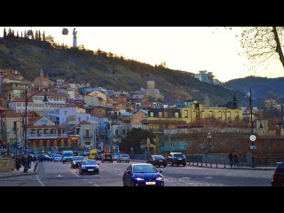 Tbilisi (Tiflis) City Georgia   Город Тбилиси (Тифлис) Грузия