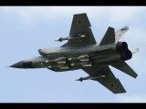 Ослепительный МиГ - МиГ-31. Ударная сила.
