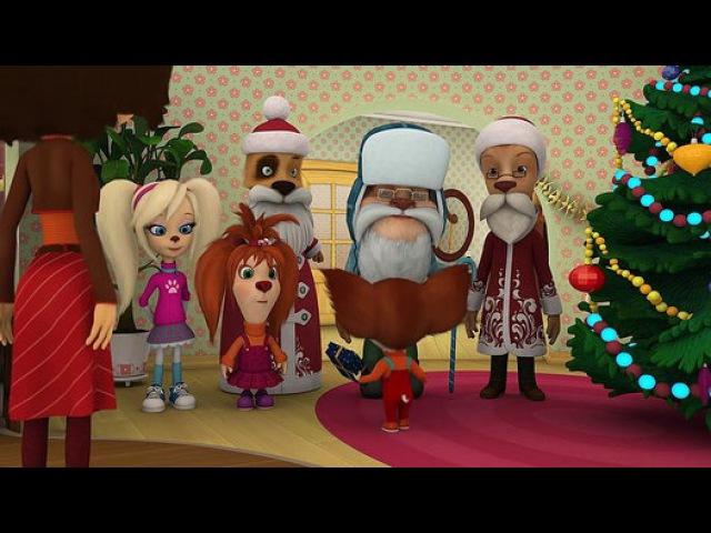 Барбоскины 158. Здравствуй, Дедушка Мороз - Video Dailymotion