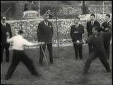 1958 Epee Duel Lifar vs Cuevas
