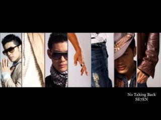 SE7EN - No Taking Back  (MP3)