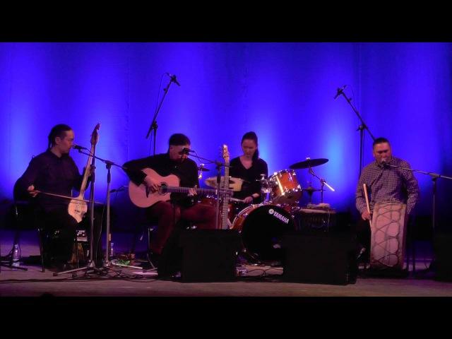 18 Тувинское горловое пение Группа Алаш Тувинский релакс Relax Tuvan throat singing Alash