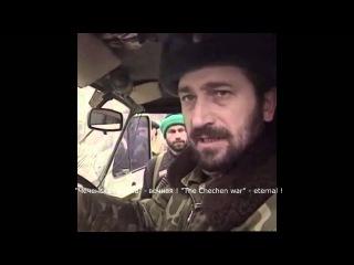 Город в руинах, но город стоит. г.Грозный. Первая Чеченская война.