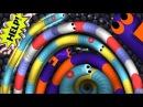 Slither.io - ЧИТ НА МАССУ САМОЕ БОЛЬШОЕ КОЛЬЦО В СЛИЗАРИО! ЭПИК МОМЕНТЫ by ArcadeGo
