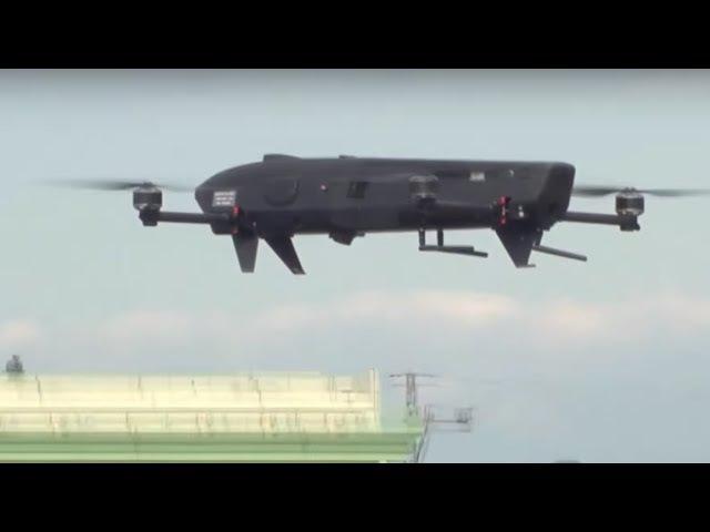 IAI ROTEM L - Multiblade Loitering Munition