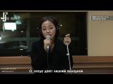 Baek Ah Yeon - Happy Thing (cover J Rabbit) русс. саб
