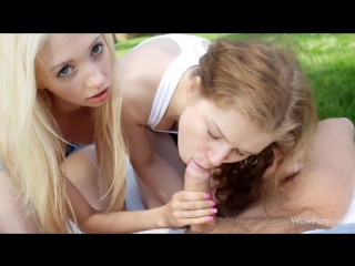 Нежный секс на природе с 2 красотками nancey, ksenija a. малолетки оттраханы во все места…. x-art porn 18 brazzers sex brunette