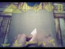Как сделать голубь мира из бумаги. Мастер класс оригами, видео урок со схемой. How to make оrigami