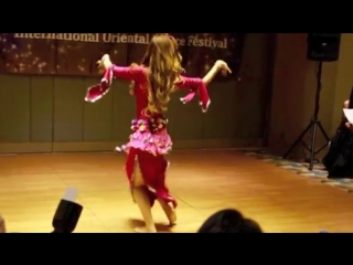 Jamila Bellydance Star 2013- Solo Winner of Rakkas Istanbul International Dance