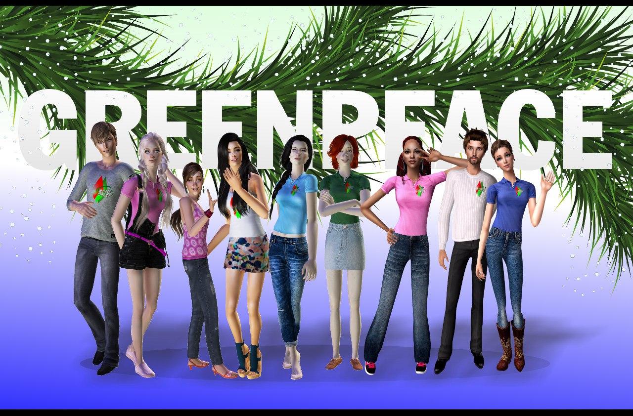 "проект ""Greenpeace"" - Блог Киры 0E6zLJdsLis"