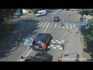 Неудачный день в Люберцах.