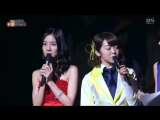 Jurina MC Cut @ AKB48 4th Kouhaku Taiko Uta Gassen 2014