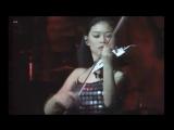 Запись 1995 года. Ванесса Мэй - виртуозная игра на скрипке!