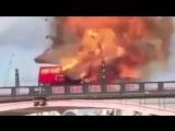 Жители Лондона приняли съемки нового фильма Джеки Чана за теракт