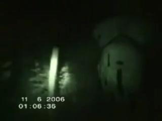 Туристы засняли мутанта в Чернобыле за трапезой реальные события
