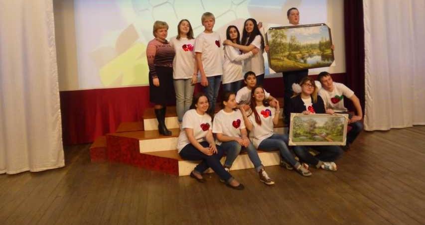 В Михайлове состоялся районный музыкальный конкурс-фестиваль команд КВН Юниор - Лиги