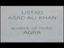 Ustad Asad Ali Khan Agra Gharana, Raag Nat Bihag