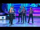 Сборная Камызякского края - Приветствие (КВН Премьер лига 2011. Финал)