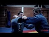 Школа боевого самбо с Игорем Исайкиным - бросок через спину со стойки.