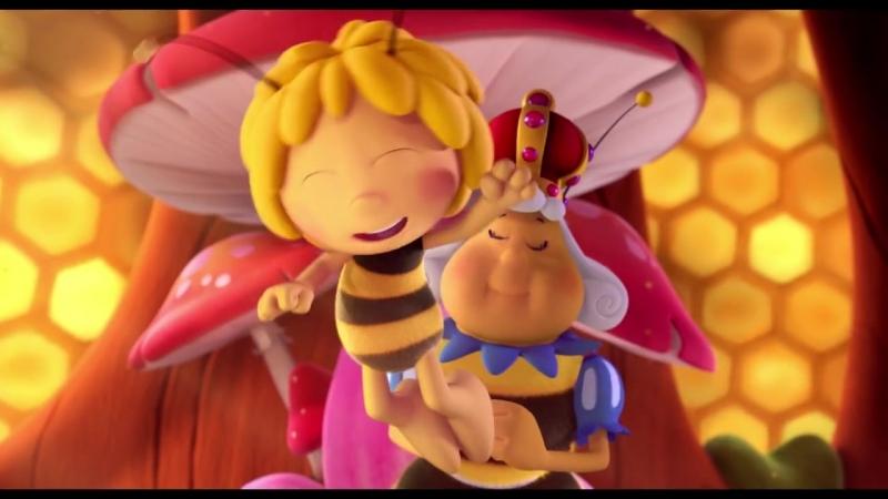 BITĪTE MAIJA - Maya the Bee Movie - Trailer (Dublēta latviešu valodā)