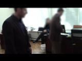 Задержание при получении взятки в Доме Дружбы. Дагестан