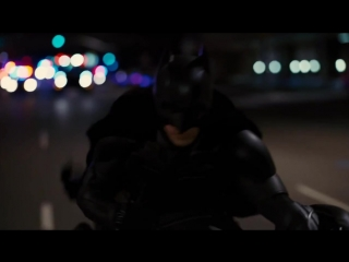 Темный Рыцарь: Возрождение Легенды | The Dark Knight Rises (2012) Первое Появление Бэтмена | Погоня