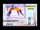 Уроки катания на коньках - 5 Быстрый старт