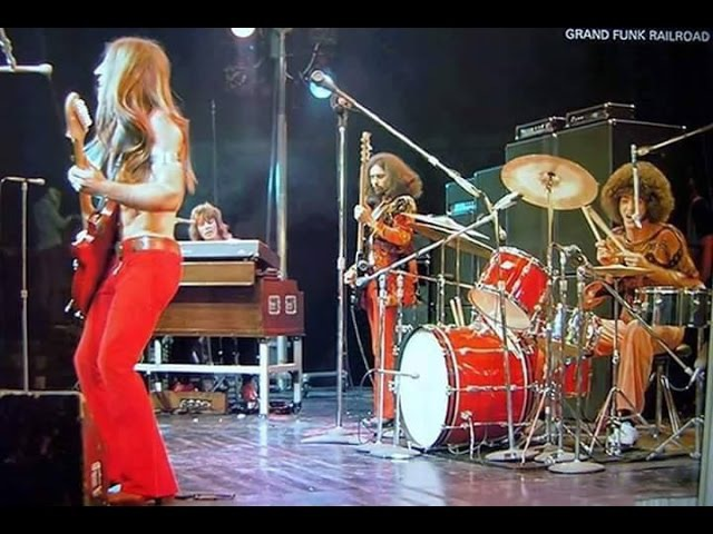 GRAND FUNK In Concert 1972 Full by Rogério KISS