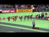 Asafa Powell 6.44 World Indoor Championships Portland 2016