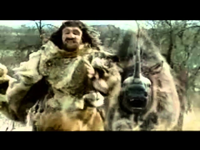 BBC Прогулки с чудовищами - Трейлер