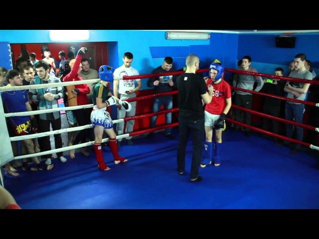Бій №10. Бандеровський Ю. (Колізей) - Спортсмен (м. Стрий)