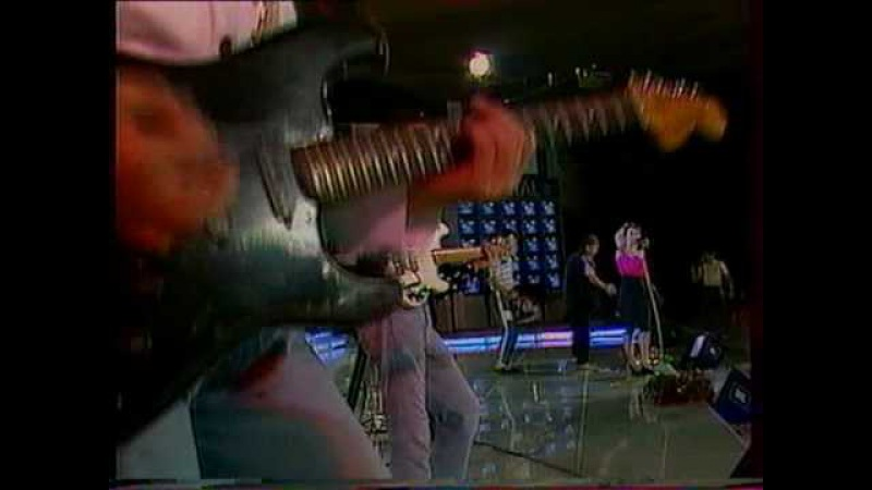 Dwa glupki i Kim Wilde - Cambodia - Sopot 88