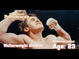 Константин Пономарёв vs. Брэд Соломон, 9 апреля 2016, неофициальное промо боя | FightSpace
