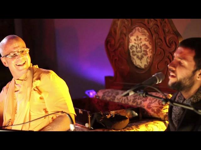 WAVES OF KIRTAN 24 BB Govinda Swami Saci-Suta Prabhu - Vaishnava winter festival BALTIC 2016