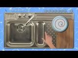 Мойка прямоугольная для кухни Alveus Vision (kty com ua)