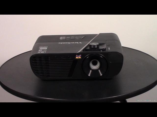 Обзор проектора ViewSonic Pro7827HD