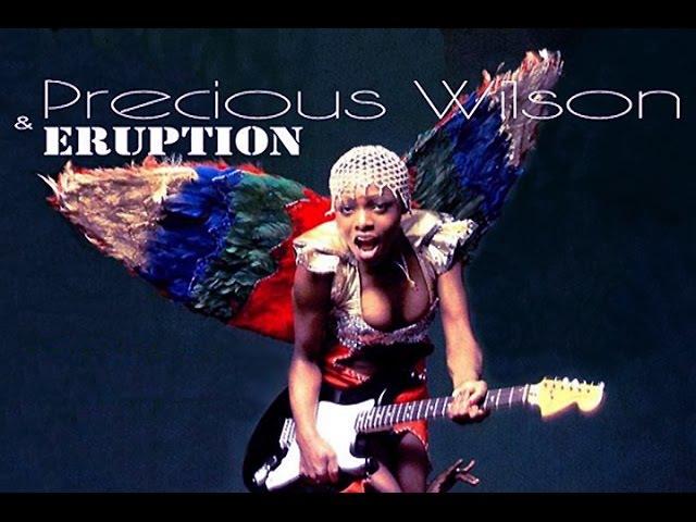 * Precious Wilson Eruption | Full HD | *