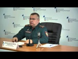 Брифинг представителя МВД ЛНР о начале акции
