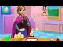 ☺Permainan Memasak Kue Ulang Tahun Elsa Frozen. Permainan Frozen Memasak. Cooking Games For Girls