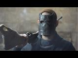 Металлическая маска из Rust -а своими руками Metal Facemask Rust HomeMade