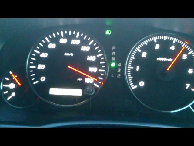 Разгон TLC Prado 120 4 литра