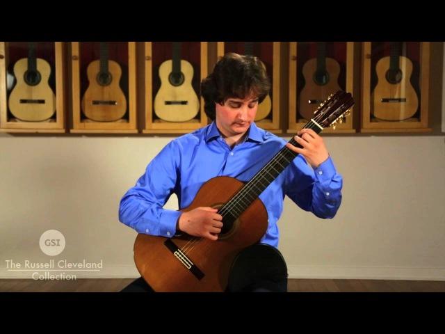 Alexander Milovanov - Schumann 'Träumerei' (2003 Ruck ex. Barrueco)