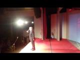 Георгий Штиль на сцене. Театр Эстрады, 22 июня 2016