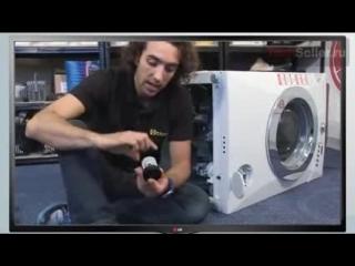 Как проверить сливной насос стиральной машины. Секреты продавца бытовой техники