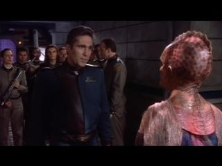 Вавилон 5 (Babylon 5) - Сезон 1(9) Deathwalker (Несущая смерть)
