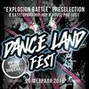 DANCE LAND FEST 2016