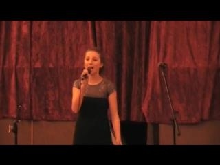 Конкурс военно-патриотической песни-Виолетта