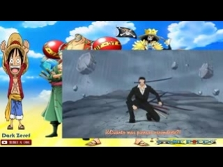 One Piece Zoro(Busoshoku Haki) derrota a Pica (Sub Español) - YouTube_0_1450083654015