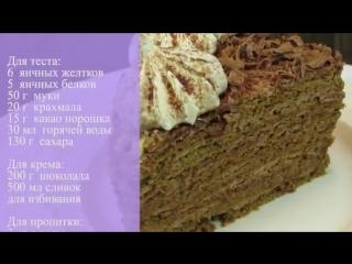 Торт Трюфель (от Мишель)