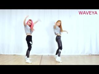 Waveya fifth harmony - worth it (choreography ari miu)